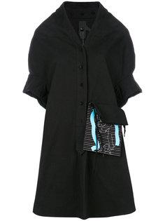 платье с карманом  Bernhard Willhelm