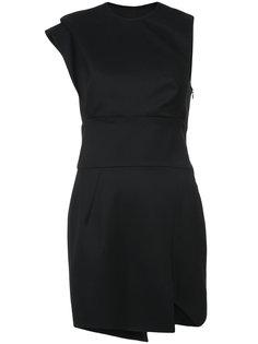 асимметричное мини-платье Alexandre Vauthier