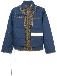 стеганая куртка Craig Green