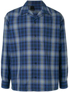 классическая рубашка в клетку N. Hoolywood