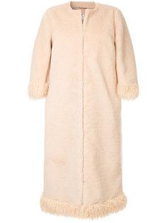 пальто с искусственным мехом Ramsey Shrimps