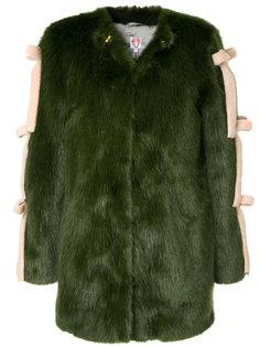 пальто с искусственным мехом Elsie Shrimps