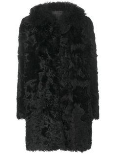 куртка из овчины Salvatore Santoro