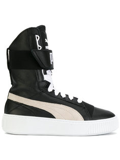 ботинки на платформе Puma