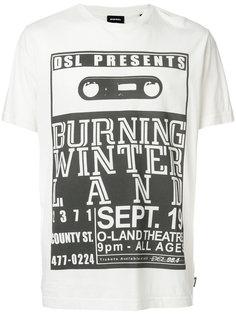 футболка T-Joe-QJ  Diesel
