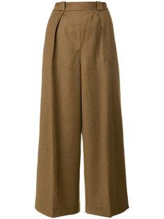 укороченные брюки с завышенной талией Pence
