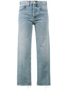 укороченные джинсы Stove Pipe 27 Re/Done