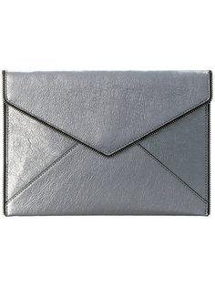 клатч-конверт с отделкой молнией Rebecca Minkoff