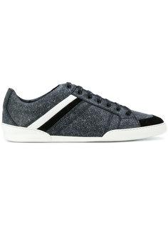 кроссовки со шнуровкой Dior Homme
