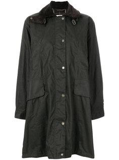 куртка средней длины Barbour