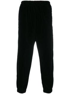 бархатные спортивные брюки Paura