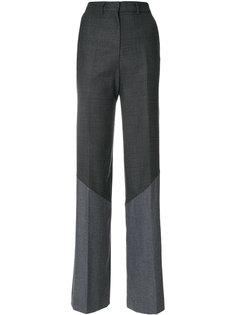 свободные брюки с панельным дизайном Circus Hotel
