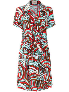 платье-сафари Onde La Doublej