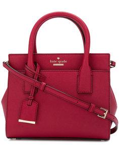 маленькая сумка через плечо с логотипом Kate Spade