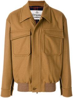 куртка с накладными карманами Vivienne Westwood