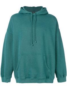 свитер мешковатого кроя  с капюшоном  Yeezy