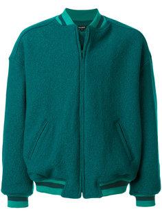 куртка-бомбер мешковатого кроя  Yeezy