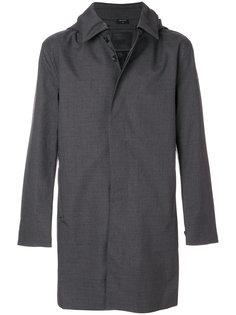 однобортное пальто Norwegian Rain