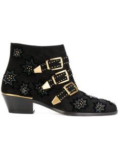 ботинки Susanna с заклепками Chloé