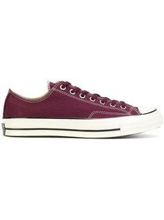 классические кроссовки на шнуровке Converse