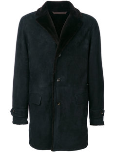 пальто из овечьей шерсти Ermenegildo Zegna