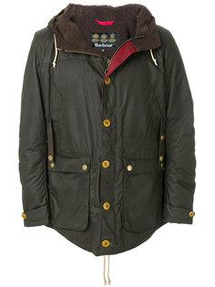 классическая куртка с вощеной отделкой Barbour