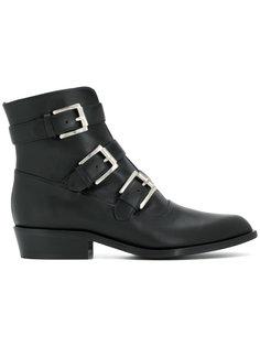 ботинки с пряжками Gianna Meliani