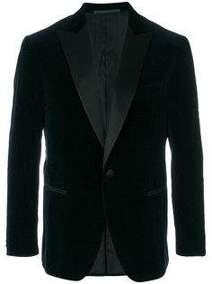 бархатный пиджак-смокинг Pal Zileri