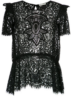 Nilda lace blouse Martha Medeiros