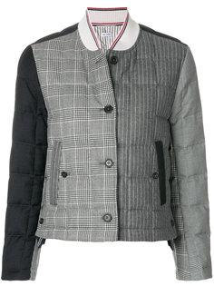 куртка с пуховыми панелями Thom Browne