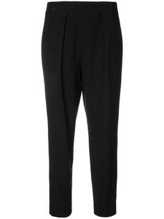 укороченные зауженные брюки  Natori