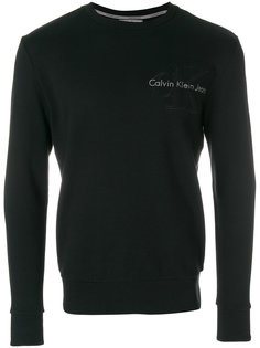 толстовка с вышитым логотипом  Ck Jeans