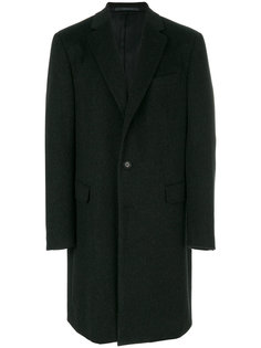 однобортное пальто Pal Zileri
