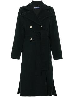 двубортное пальто Rejina Pyo