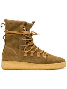 ботинки на шнуровке Represent