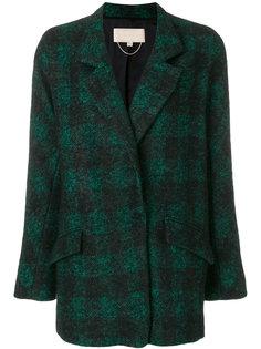 пальто в клетку Vanessa Bruno