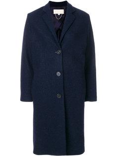 приталенное пальто на пуговицах Vanessa Bruno