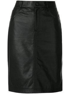 юбка-карандаш Jeremy Scott