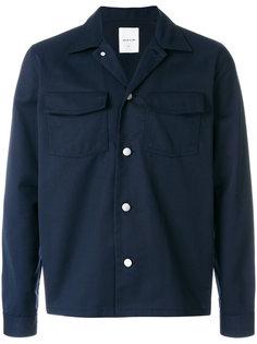 укороченная куртка с вышивкой Wood Wood