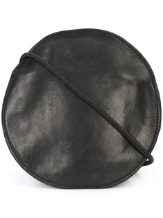 круглая сумка на плечо Guidi