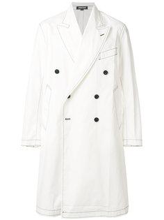 двубортное пальто Sankuanz