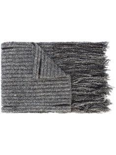 шарф в рубчик  Craig Green