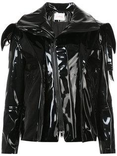 куртка с объемным воротником A.F.Vandevorst