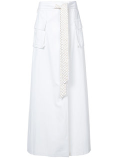 длинная юбка Arachnid  Thomas Wylde
