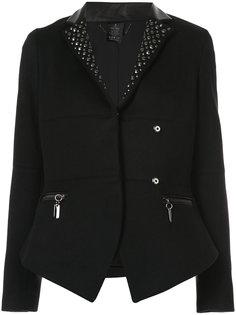 studded blazer Thomas Wylde