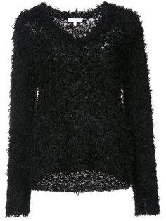свитер с V-образным вырезом Milly