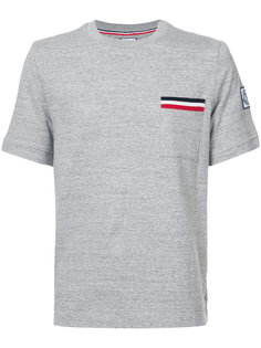 футболка с полосками Moncler Gamme Bleu