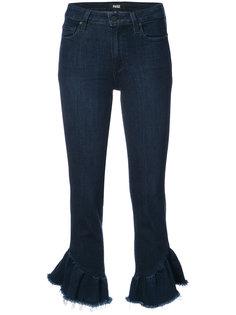 укороченные джинсы Flora Paige
