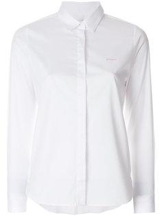 рубашка с вышивкой Maison Labiche