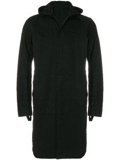 куртка с капюшоном и принтом 11 By Boris Bidjan Saberi